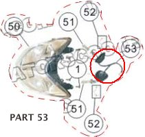 PART 53: MC-13-150 HEADLIGHT WIRING