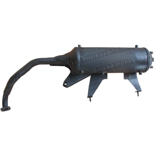 PART 05: MC-17-150 MUFFLER ASSEMBLY