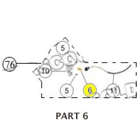 PART 06: MC-17-50 TURN SIGNAL BULB