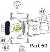 PART 60: MC-17-50 REAR CUSHION
