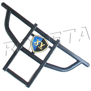 PART 03: UV-09 FRONT BUMPER