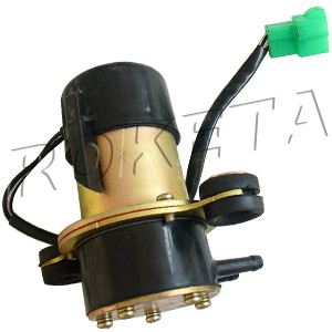 PART 13: UV-09 FUEL PUMP