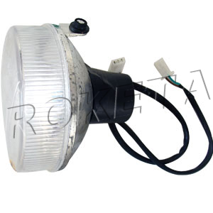 PART 10-3: UV-09 FRONT LIGHT