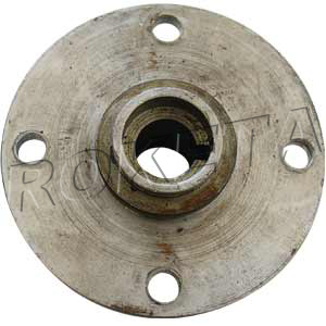 PART 15-15: UV-09 BRACKET, REAR WHEEL