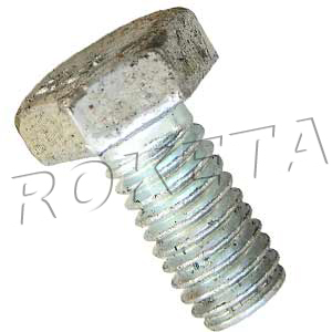 PART 15-22: UV-09 HEX BOLT M6x12