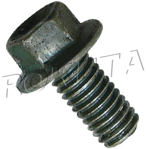 PART 28: UV-09 HEX FLANGE BOLT M6x12