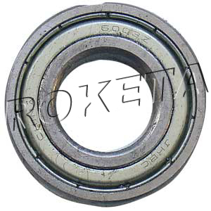 PART 09: ATV-04-200 BEARING, FRONT WHEEL