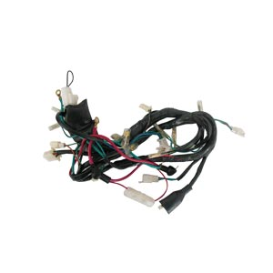 PART 11: ATV-04-250 WIRING HARNESS