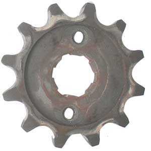 PART 38: ATV-06 FRONT SPROCKET 530/12