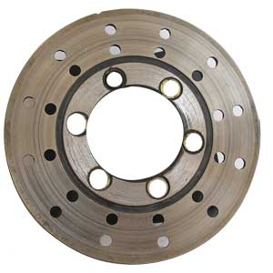 PART 09: ATV-06 FRONT BRAKE DISC