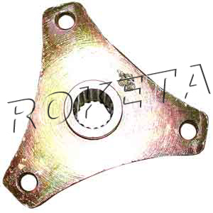 PART 14: ATV-08L REAR WHEEL BRACKET