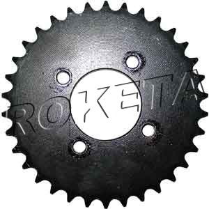 PART 17: ATV-08L REAR SPROCKET 420/34