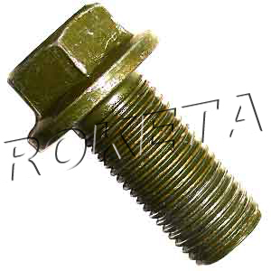 PART 25: ATV-08L HEX FLANGE BOLT M12x1.25x25