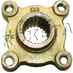 PART 32: ATV-08L REAR BRAKE DISC BRACKET
