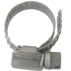 PART 18: ATV-09 CLAMP, RADIATOR HOSE