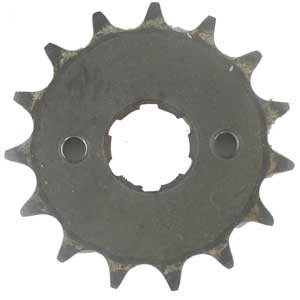 PART 59: ATV-09 FRONT SPROCKET 15 TOOTH