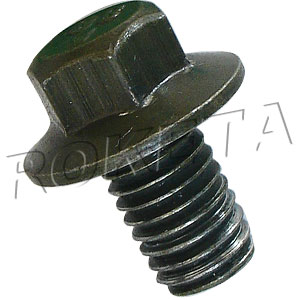 PART 03: ATV-10 HEX FLANGE BOLT, FRONT DECORATIVE BOARD