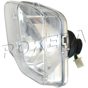 PART 06-2: ATV-10 LEFT HEADLIGHT