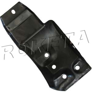 PART 01-16: ATV-11 REAR AXLE GUARD PLATE