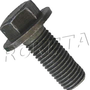 PART 01-19: ATV-11 HEX FLANGE BOLT M10x1.25x25
