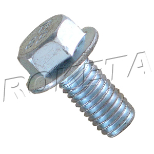 PART 11: ATV-15C HEX FLANGE BOLT M10x1.5x20