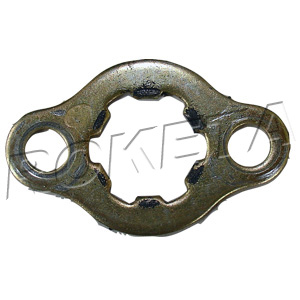 PART 12-11: ATV-15C FRONT SPROCKET CLIP
