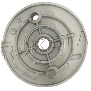 PART 37: ATV-17W RIGHT FRONT BRAKE HUB COVER