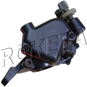PART 02-4: ATV-17WC THROTTLE LEVER ASSEMBLY