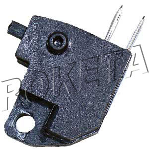 PART 09-1: ATV-17WC REAR BRAKE LIGHT SWITCH