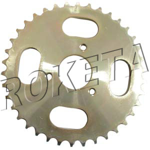 PART 26: ATV-17WC REAR SPROCKET 428/38