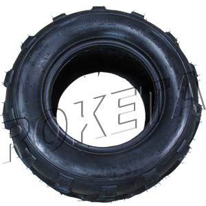 PART 34-1: ATV-17WC REAR TIRE 20x10.00-10