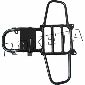 PART 01: ATV-26R FRONT BUMPER