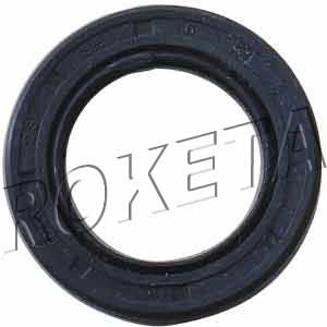 PART 09-1: ATV-29 OIL SEAL, FRONT BRAKE HUB