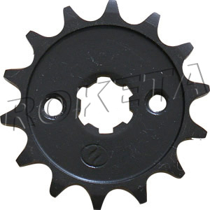 PART 10-11: ATV-32 FRONT SPROCKET 420/14