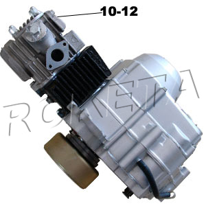 PART 10-12: ATV-32 ENGINE, 110CC