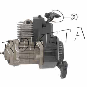 PART 09: ATV-38 IGNITION COIL