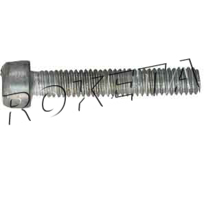 PART 06: ATV-38 INNER-HEX BOLT M6x35