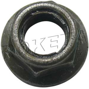 PART 02: ATV-61 FRONT SHOCK NUT