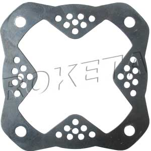 PART 09: ATV-61 FRONT WHEEL DECORATIVE BLOCK
