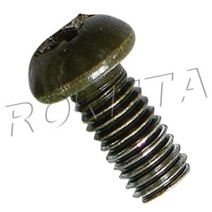 PART 05: ATV-67 CRISSCROSS SUBSIDE-HEAD BOLT GB/T819 M6x12