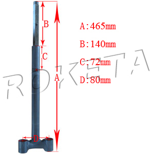 PART 30: ATV-67 UPPER STEERING POLE