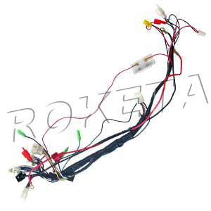 PART 07: ATV-69 WIRING HARNESS