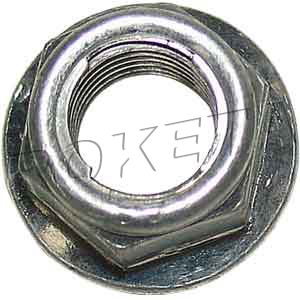 PART 02: ATV-70 LOCK NUT M10x1.25