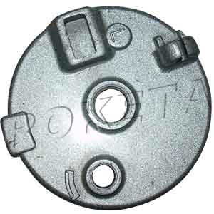 PART 08-7: ATV-70 LEFT FRONT BRAKE HUB COVER