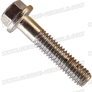 PART 21-1: DB-27A HEX FLANGE BOLT M6x28