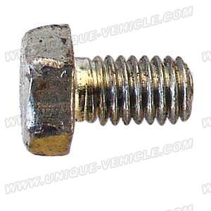 PART 21-3: DB-27A HEX BOLT M6x10