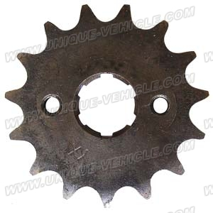 PART 21-5: DB-27A FRONT SPROCKET 428/15