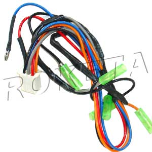 PART 02: DB-34 WIRING HARNESS