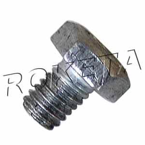 PART 07-08: GK-11 HEX BOLT, FRONT SPROCKET CLIP