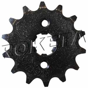 PART 07-10: GK-11 FRONT SPROCKET 420/14
